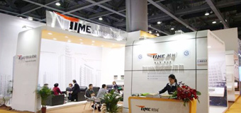 Time new materials appeared in 2013 aluminum door, window and curtain wall New Product Expo